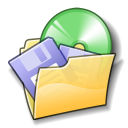 Advanced Disk Catalog icon png 128px