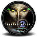 System Shock 2 icon png 128px
