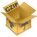 Gzip icon png 128px
