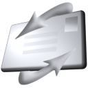 Microsoft Outlook Express icon png 128px