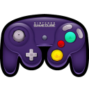 Nintendo GameCube icon png 128px