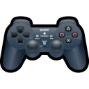 Sony PlayStation 2 icon png 128px