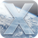 X-Plane icon png 128px