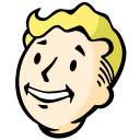 Fallout icon png 128px