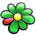 ICQ icon png 128px