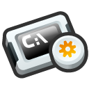 Microsoft Systems Management Server (SMS) icon png 128px