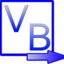 Microsoft Visual Basic icon png 128px