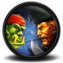 Warcraft 2 icon png 128px