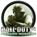 Call of Duty 4: Modern Warfare icon png 128px