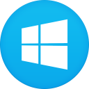 Microsoft Windows icon png 128px