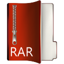 RAR Password Recovery icon png 128px