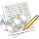 DiskCatalogMaker icon png 128px
