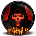 Diablo II icon png 128px