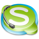 Skype icon png 128px
