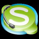 VISN na Skype-u
