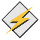 Winamp with LPAC plugin icon png 128px