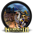 Heroes of Might & Magic III: The Restoration of Erathia icon png 128px