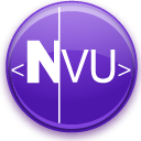 Nvu icon png 128px