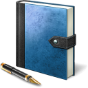 Windows Journal Viewer icon png 128px