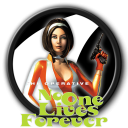 No One Lives Forever icon png 128px