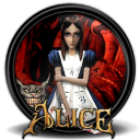 American McGee's Alice icon png 128px
