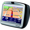 TomTom Navigator icon png 128px