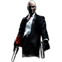 Hitman 2: Silent Assassin icon png 128px