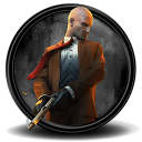 Hitman: Contracts icon png 128px