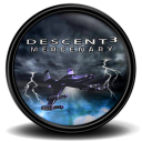 Descent 3 icon png 128px