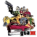 Grand Theft Auto III icon png 128px