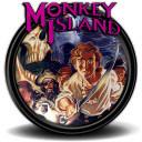 The Curse of Monkey Island icon png 128px