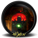 HeXen icon png 128px