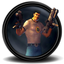 Serious Sam 2 icon png 128px