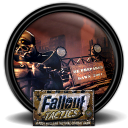 Fallout Tactics icon png 128px