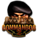 Commandos 2: Men of Courage icon png 128px