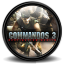 Commandos 3 icon png 128px