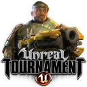 Unreal Tournament 2004 icon png 128px