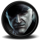 Metal Gear Solid icon png 128px
