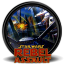 Star Wars: Rebel Assault icon png 128px