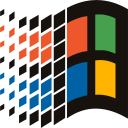 Microsoft Windows NT 4.0 icon png 128px
