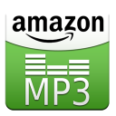 Amazon MP3 Downloader icon png 128px