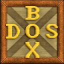 DOSBox icon png 128px