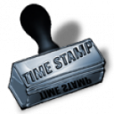 Time Stamp icon png 128px