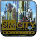 SimCity 3000 icon png 128px