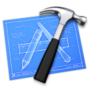 Xcode icon png 128px