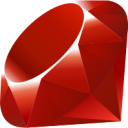 Ruby icon png 128px