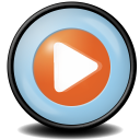 Windows Media Player for Mac OS X icon png 128px