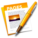 Pages for Mac icon png 128px