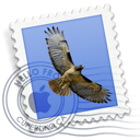 Apple Mail icon png 128px