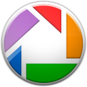 Google Picasa icon png 128px
